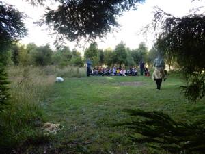a outdoor meeting not in Modesto DSCN4121