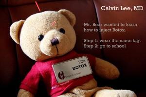 Botox Bear